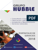 Brochure Grupo Hubble SAC