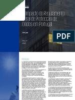 O impacto do Regulamento Geral de Protecção de Dados em Portugal