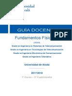 GTIC 350008 FundamentosFisicosII Esp 2017 18
