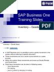 Training Slides - Inventory - GI