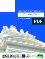 Codigo Civil - CED