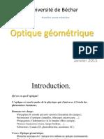 Cours Optique
