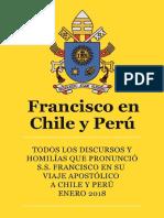 Francisco en Chile y Peru
