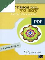 Saint Germain - Discursos Del Yo Soy