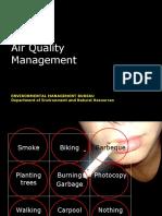 Air Quality Presentation