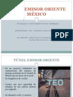 Tunel Emisor Oriente (MEXICO)