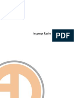 Internet Radio Planning Guide 1-21-2010