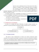 Chapitre_02 Statistique Descriptive Univariée