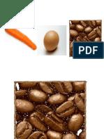 Carrot,Egg, Coffe
