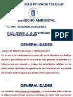 Diapositivas - Acceso a La Informacion