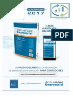 Revista Actualidad Empresarial - 1era Quincena de Mayo