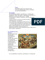 Els Maias , Inques i Astecas