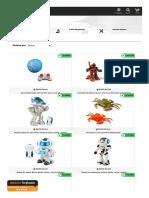 Robots de Juguete Para Niños, Programables y Educativos - RCTecnic