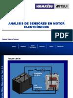 Análisis de Sensores de Motores Electrónicos Cummins