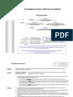 Programa de Procedimientos de Limpieza (1)
