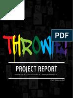 throwie report webversie