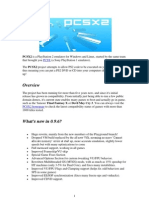 PCSX2 Readme 0.9.6