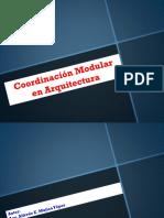 2 Coodinación Modular