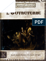 French - Dd3 - D&d3 - Donjons Et Dragons - L'Outreterre
