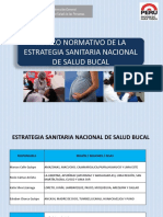Marco Normativo Esn Salud Bucal