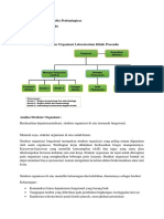 Tugas Manlab Struktur Organisasi_dhita Ariefta Prabaningtyas_g1c217159