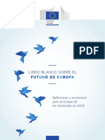 Libro Blanco Sobre El Futuro de Europa