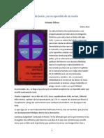 Piñero Antonio - 2017 - Comentario Al Libro de Guignebert_El Cristianismo Antiguo
