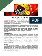 FAQ Hacking