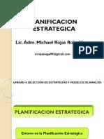 PLANIFICACION ESTRATEGICA 16