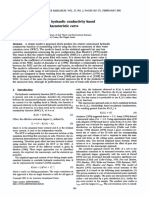 A Model for Soil Relative Hydraulic Conductivity Based on Wrc