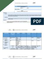 Planeación Didáctica Participacion Ciudadana Unidad 1