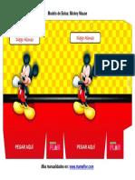 Mickey Mouse - Copia
