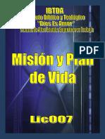 13194_LIC007-Misión y Plan de Vida