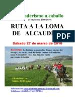 Cartel 14 Ruta