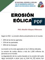 Nº 06 -- Erosión Eólica