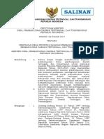 KepmenDesaPDTT Nomor 126  ttg Penetapan 17.000 Desa Prioritas (Salinan) + Lampiran Revisi