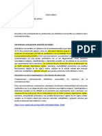 Caso Clinico Depre