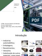 Introdução Aos Polímeros