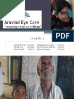 G5- Aravind Eye Care
