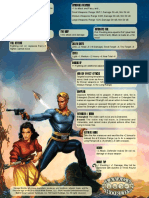 The Savage World of Flash Gordon Combat Options