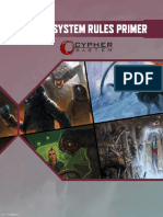 Cypher System Rules Primer