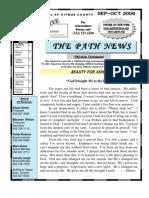 2006 September - October Path of Citrus County Newsletter