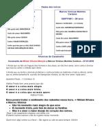 Alicerces Do Casamento - Miriam e Vinícius - 27-01-2018