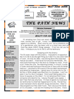 2006 May - June Path of Citrus County Newsletter