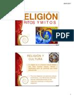Religion Ritos y Mitos
