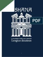 Academia Lishana.org Cartilla de Cursos Arameo