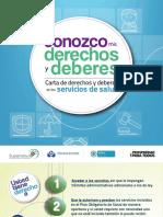 Super Salud Cartilla Derechos y Deberes v 002 2014
