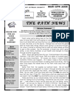 2006 March - April Path of Citrus County Newsletter
