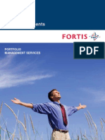 Fortis PMS Application Form Individual