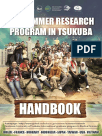 Summer Research Program 2015